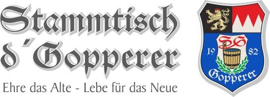 Stammtisch D'Gopperer